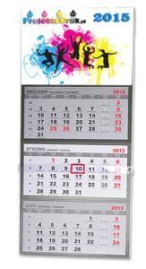 kalendarze eco